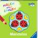 Malen nach Zahlen junior: Mandalas Kinderbücher;Malbücher und Bastelbücher - Bild 2 - Ravensburger