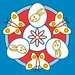 Malen nach Zahlen junior: Ostern Malen und Basteln;Malen nach Zahlen - Bild 5 - Ravensburger