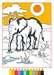 Malen nach Zahlen: Tierkinder Kinderbücher;Malbücher und Bastelbücher - Bild 4 - Ravensburger
